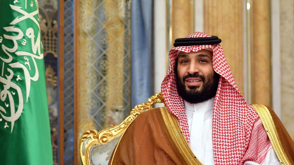 Foto: Mohammed Bin Salman, principe heredero de Arabia Saudi (Reuters)