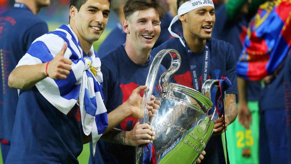 La obsesión de Florentino con un Messi que lidera un nuevo orden en España