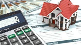 ¿Puedo desgravarme los gastos de financiación de dos pisos alquilados?