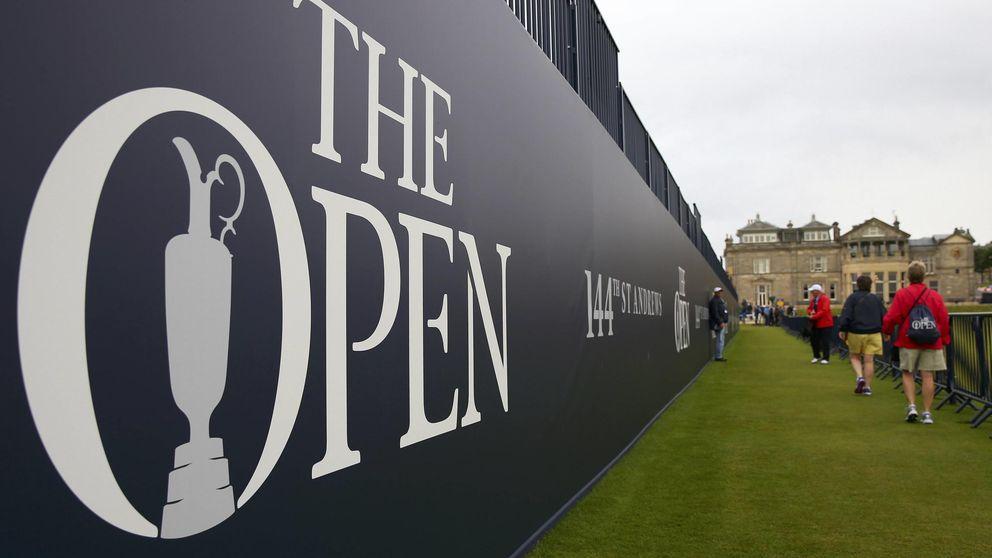 El British Open, en la casa del golf, listo para la gran batalla
