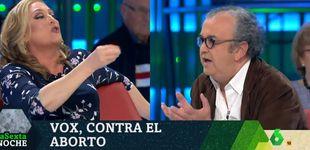 Post de 'La Sexta noche' | Elisa Beni estalla contra Roig: