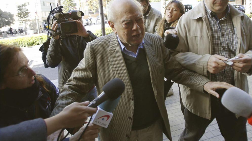 Foto: l expresidente de la Generalitat Jordi Pujol (Efe)