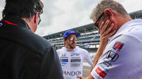 Así coge velocidad el 'culebrón' de Fernando Alonso con las 500 Millas de Indianápolis