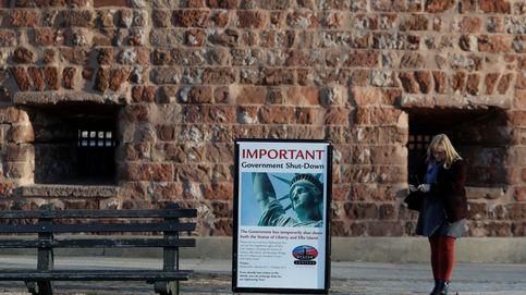 La Estatua de la Libertad cerrada por falta de fondos