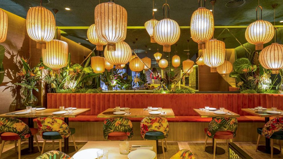 Los restaurantes para celebrar el Año Nuevo Chino en Madrid