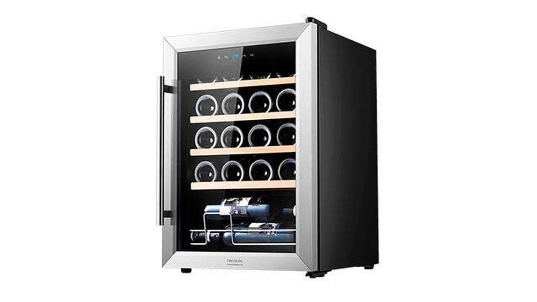 Vinoteca GrandSommelier 20000 Inox Compressor