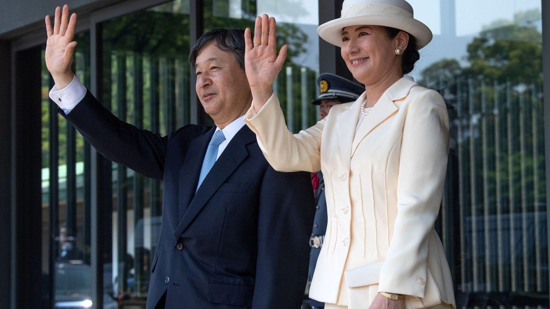 Los nuevos Emperadores de Japón, en una imagen reciente. (Reuters)