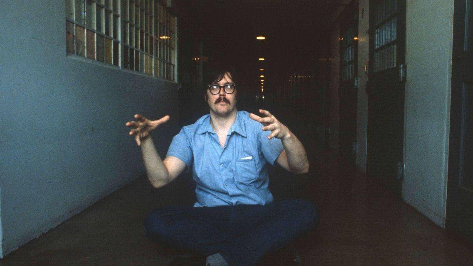 Foto: Ed Kemper, uno de los asesinos más conocidos que entrevistó John E. Douglas.