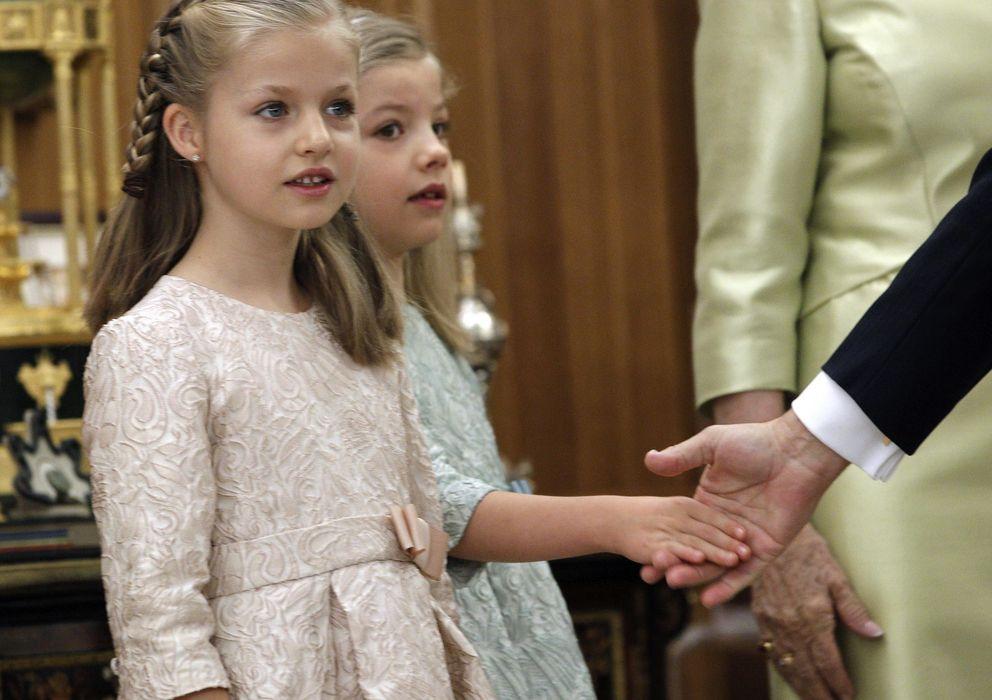 Los nuevos pendientes de 300 euros de la Princesa de Asturias. Blogs de Reina Letizia