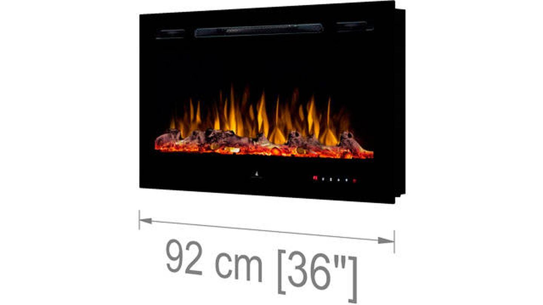 Chimenea eléctrica Noble Flame Paris 920
