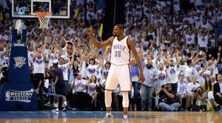Kevin Durant quiere anillos