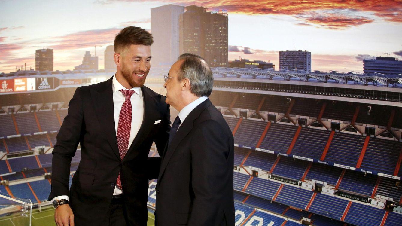 Florentino y Ramos pactan el final de la guerra sucia en torno a la renovación