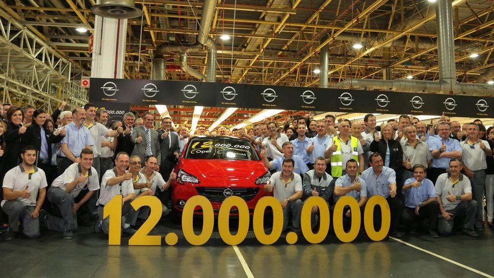 La fábrica española de Opel en busca del medio millón anual
