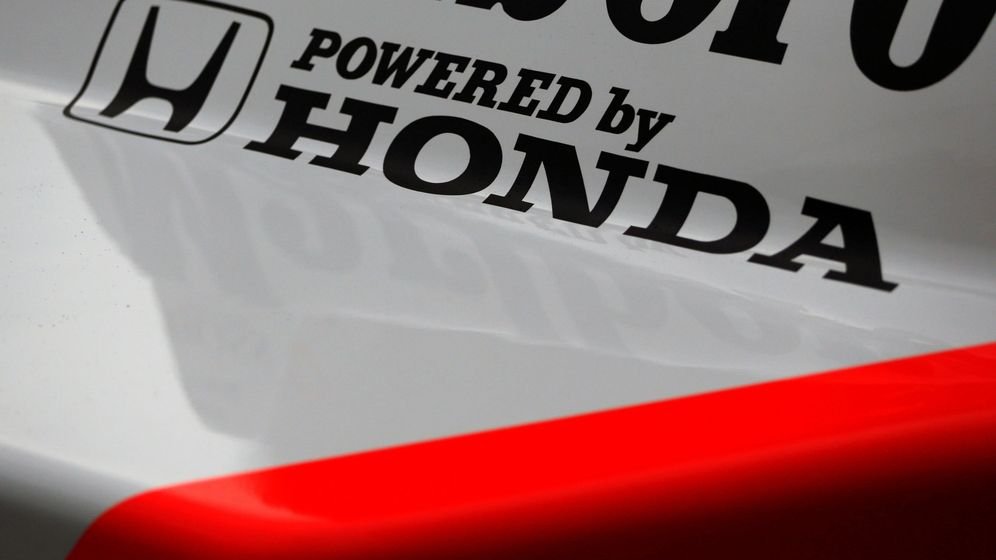 Foto: Honda no ha rendido todo lo bien que esperaba en su vuelta a la Fórmula 1. (Reuters)