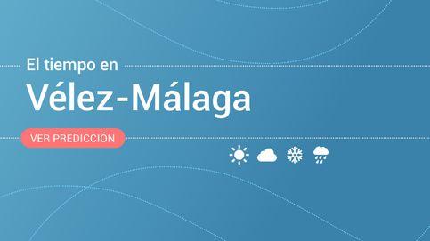 El tiempo en Vélez-Málaga: previsión meteorológica de hoy, domingo 20 de octubre
