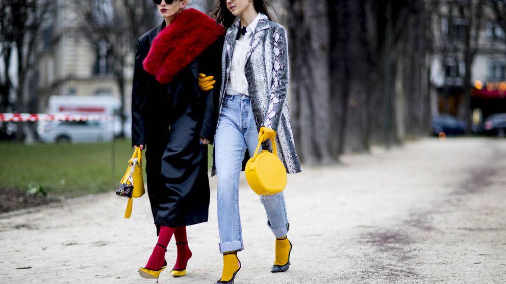 Transparentes, metalizados... Los bolsos que llevarás en 2019 ya están en Zara