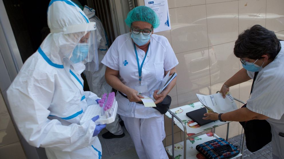 Los contagios repuntan a 1.772 en 24 horas sin contar a Castilla La Mancha ni Euskadi
