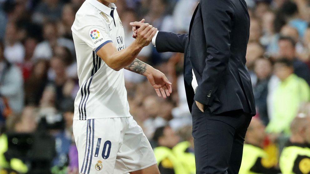 El Real Madrid y el marrón de vender a James Rodríguez a precio de saldo