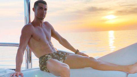 Lujo, buceo y yate: las vacaciones baleares de Cristiano Ronaldo y familia