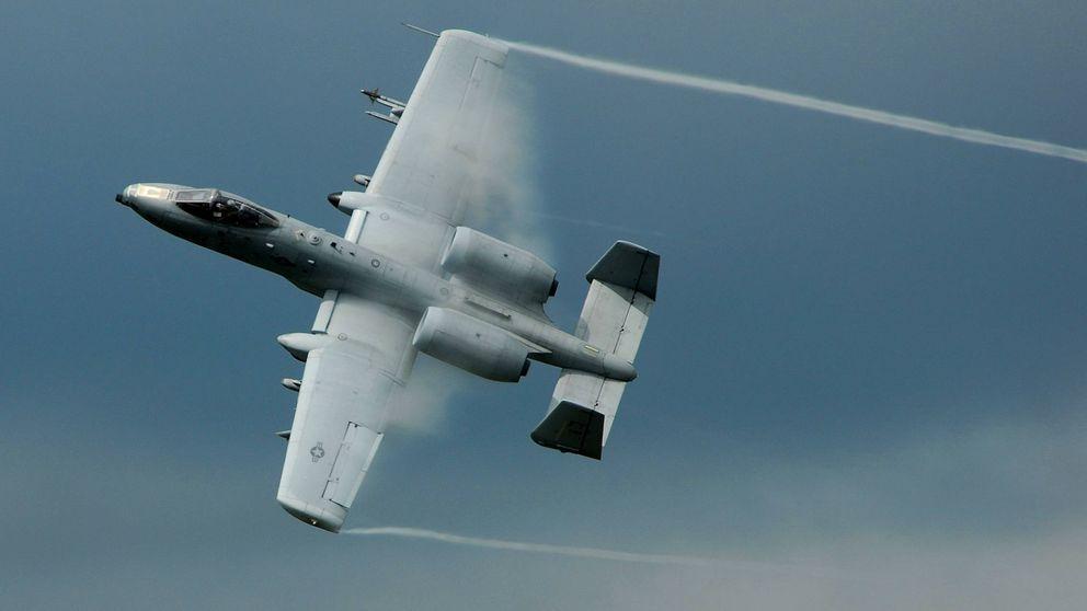 Un tanque con alas: el A-10 Thunderbolt II envejece y todavía no tiene sustituto