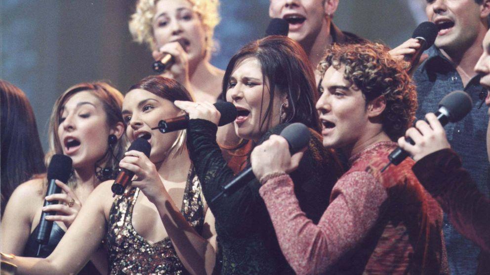 'Operación Triunfo' regresará el 31 de octubre a La 1 con un concierto