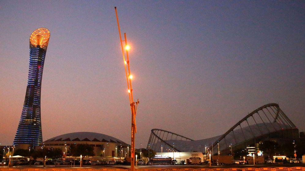 Foto: El estadio internacional Khalifa en Doha (Reuters)