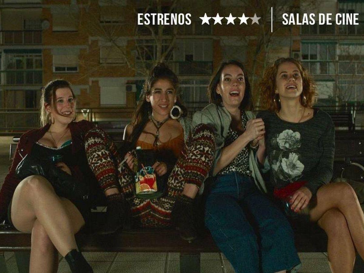 Foto: 'Chavalas'. (Filmax)