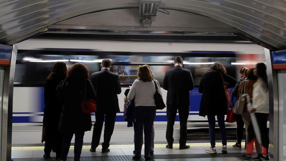 Foto: La línea 4 de Metro de Madrid permanecerá cerrada durante dos meses (EFE)