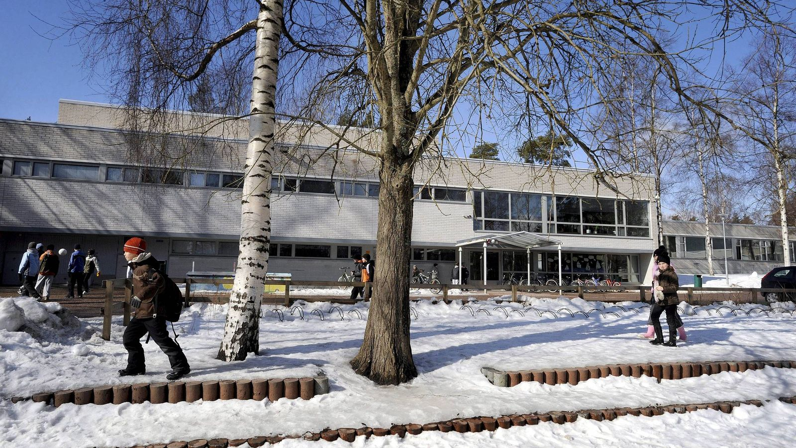 Foto: El país escandinavo es uno de los referentes de la educación mundial. (Efe/Kimmo Brandt)