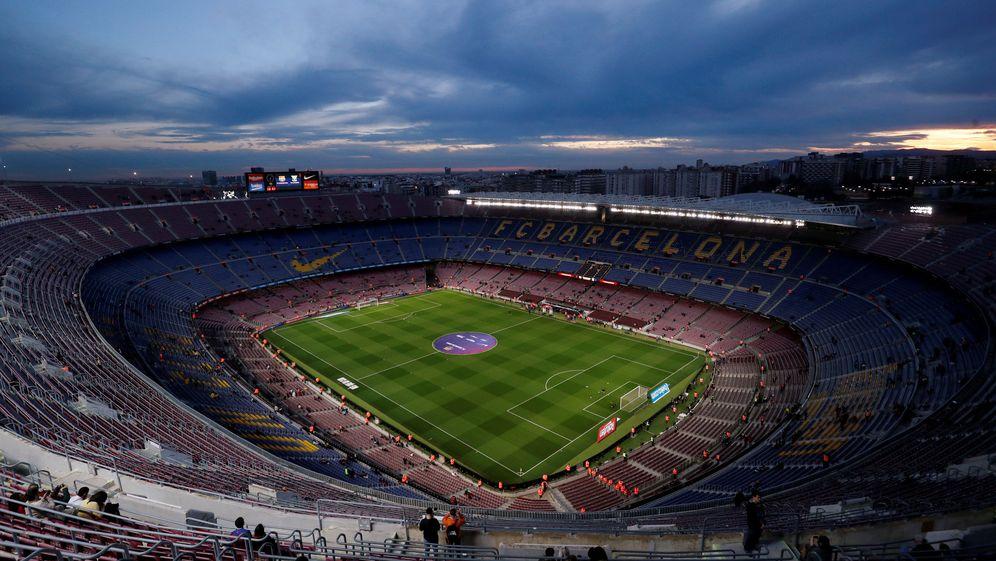 Foto: Camp Nou. (Reuters)