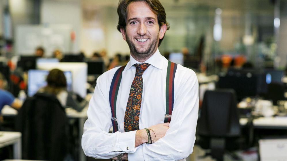 Foto: Raúl Berdonés, presidente de Grupo Secuoya. (EFE)