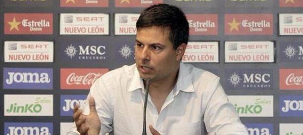 Foto: Nico Estévez, nuevo técnico valencianista (Foto: twitter.com/Nico_Estevez_)