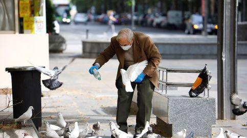 Los fallecidos registran un ligero repunte por el 'efecto fin de semana' con 430 nuevos