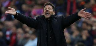 Post de La dura 'cholina' que despertó al Atlético para agarrarse a la Champions League