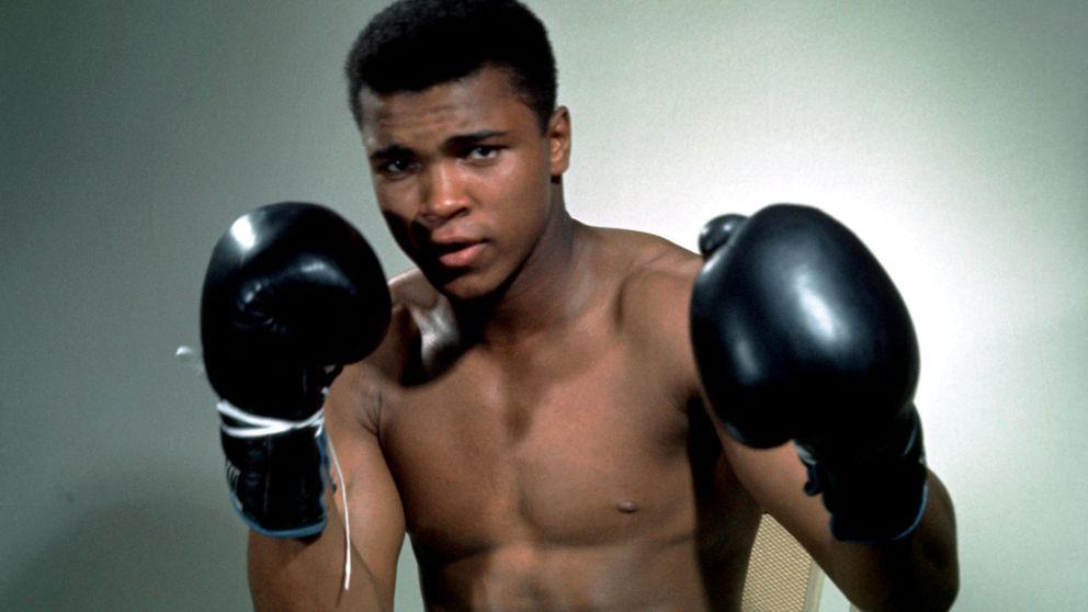 La vida de Muhammad Ali, en imágenes