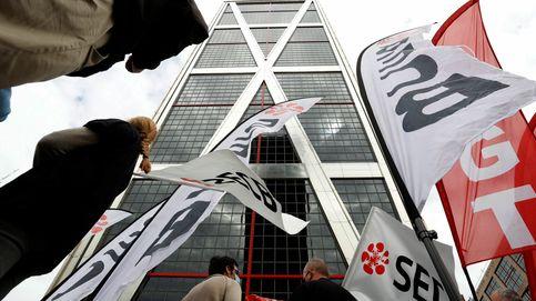 Los trabajadores de Caixabank, contra el ERE