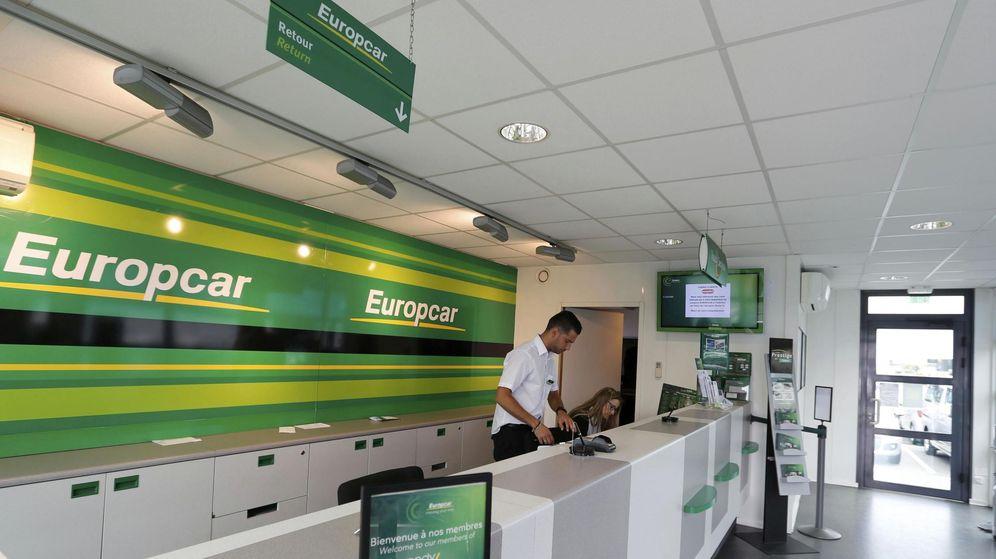 Foto: Foto de archivo de una oficina de alquiler de vehículos. (Reuters)