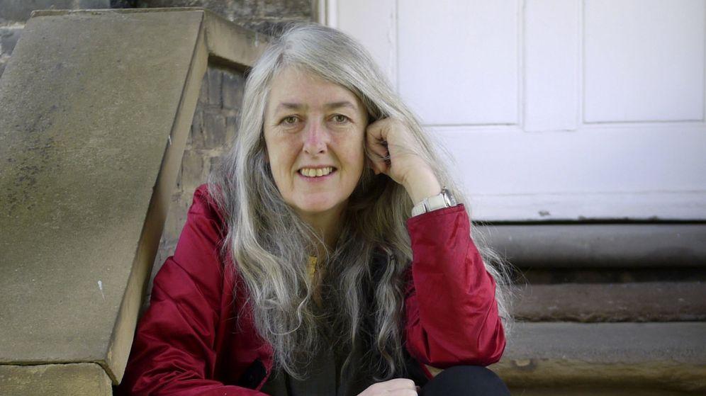Foto: La historiadora británica Mary Beard, Premio Princesa de Asturias de Ciencias Sociales