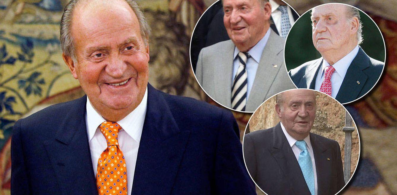 El Rey Juan Carlos subasta sus corbatas: sepa cómo hacerse con una