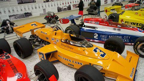 Las joyas del museo del Circuito de Indianápolis