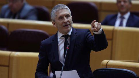 La oposición hace de Marlaska su objetivo a batir ante el fin de la separación de poderes