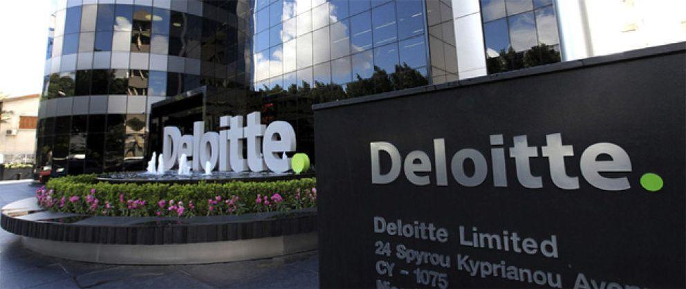 Foto: Economía asegura que Deloitte valoró de forma inadecuada la insolvencia de Bankia