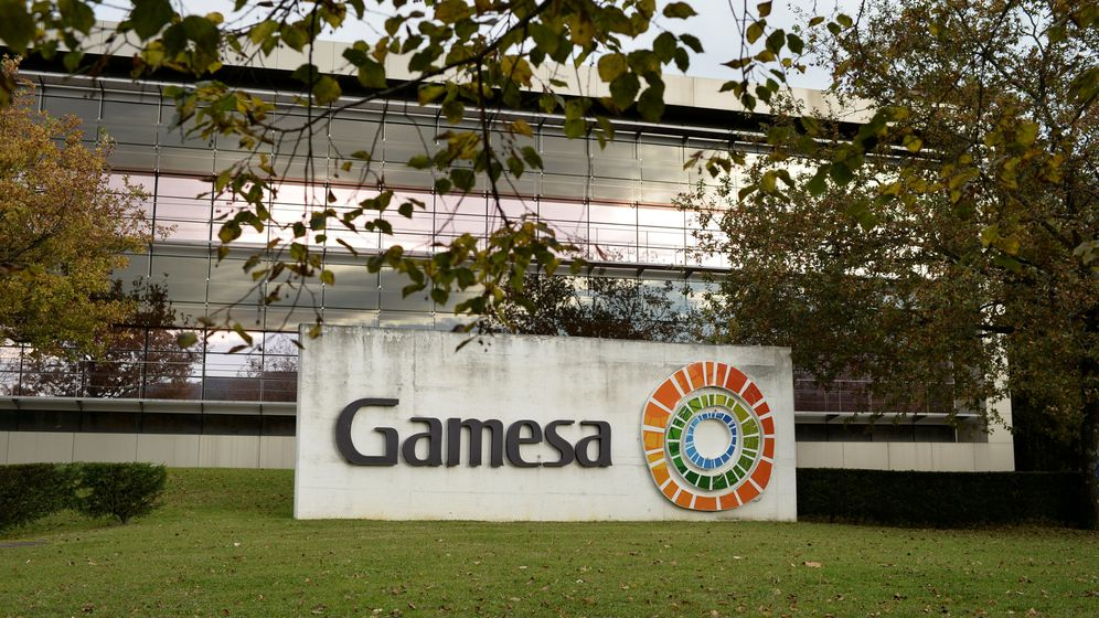 Foto: Sede de Gamesa en Zamudio (Reuters)