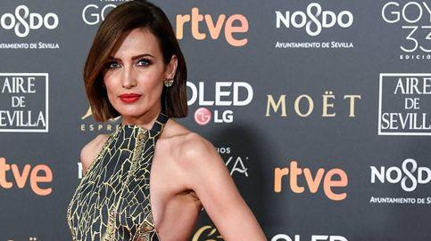 El vestido '50 sombras de Grey' y el vestido regalo de Nieves Álvarez