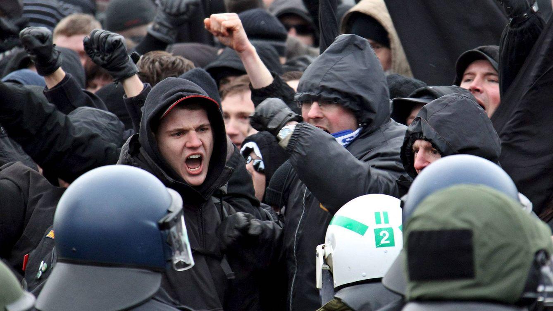 Los detenidos por radicalismos ideológicos ganan presencia frente a los yihadistas