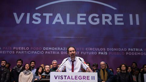 Iglesias, reelegido secretario general de Podemos en Vistalegre