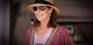 Post de El verano eterno de Carolina de Mónaco