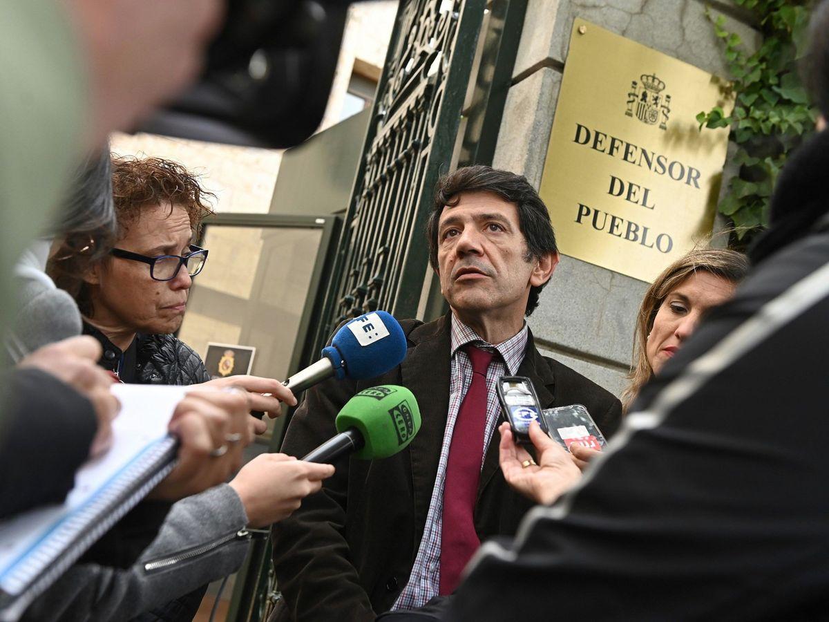 Foto: Ricardo García Manrique. (EFE)