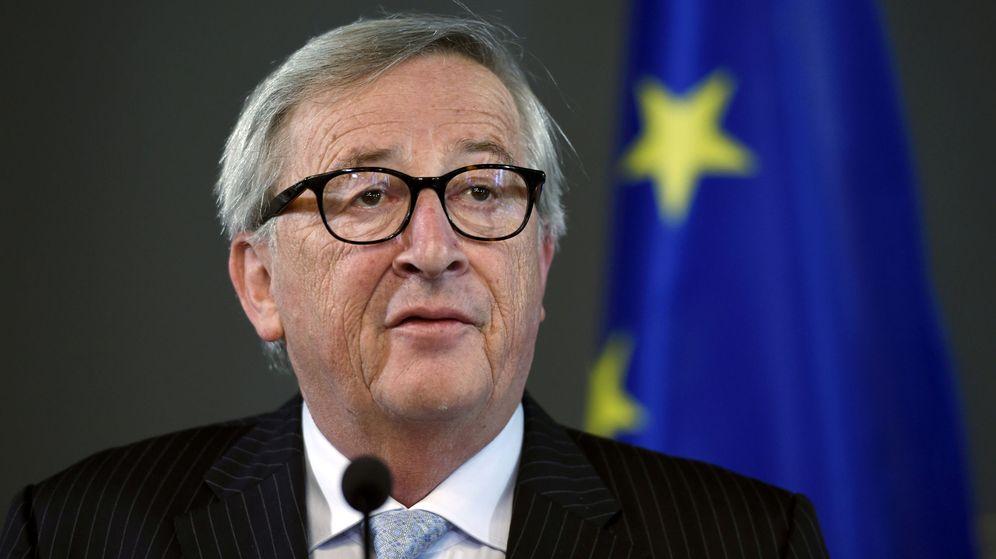 Foto: El presidente de la Comisión Europea, Jean-Claude Juncker. (Reuters)