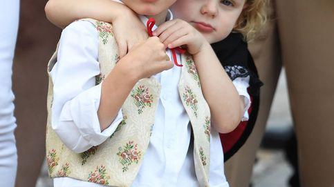 El increíble parecido del príncipe Jacques de Mónaco con un miembro de su familia